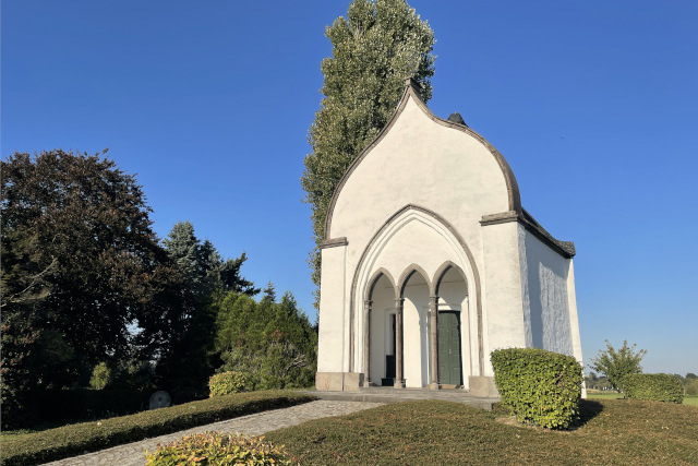 Read more about the article Es ist immer was los – selbst auf dem Friedhof